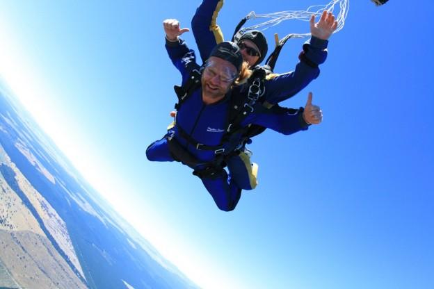 Fallschirmsprung und Vulkane – Neuseeland voller Energie