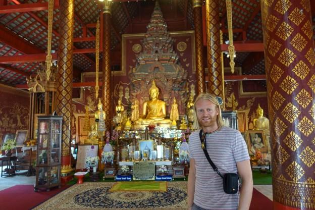 Chiang Mai – Tempel, Goldene Buddhas und Märkte (Video)