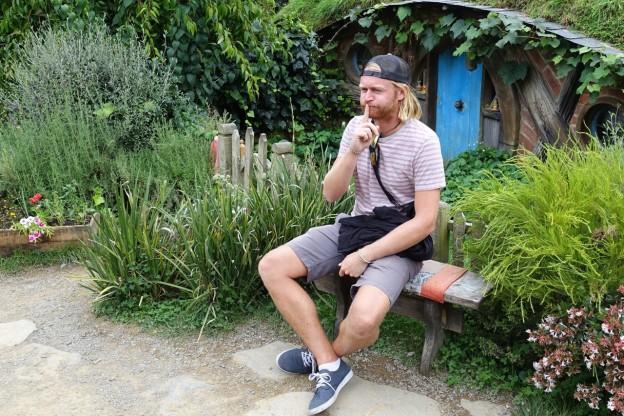 Kulturprogramm im Maori Village, Wildwasser Rafting, Hobbiton Filmset