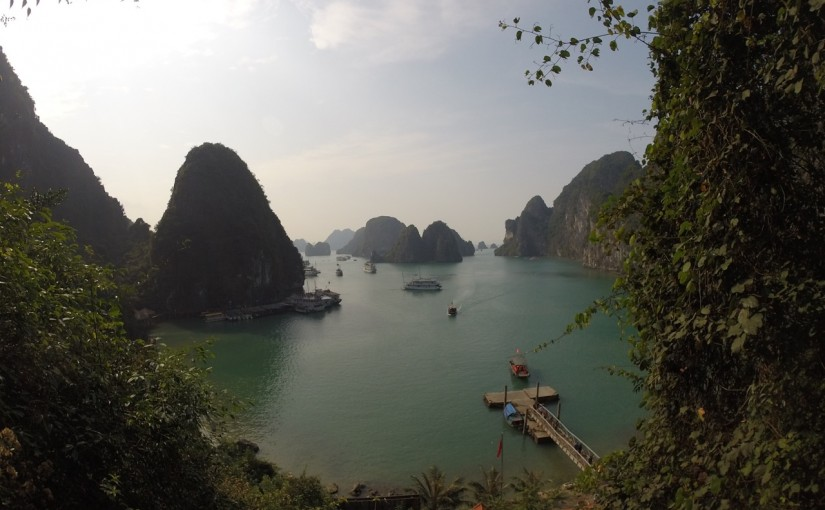 Hue, Hanoi, Ha Long Bay