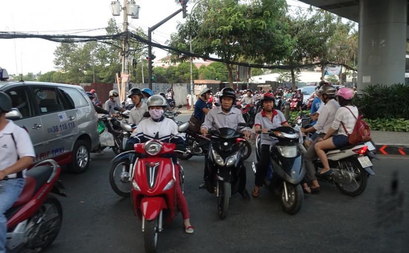 Ho Chi Minh City (Saigon) – Meine erste Etappe in Vietnam