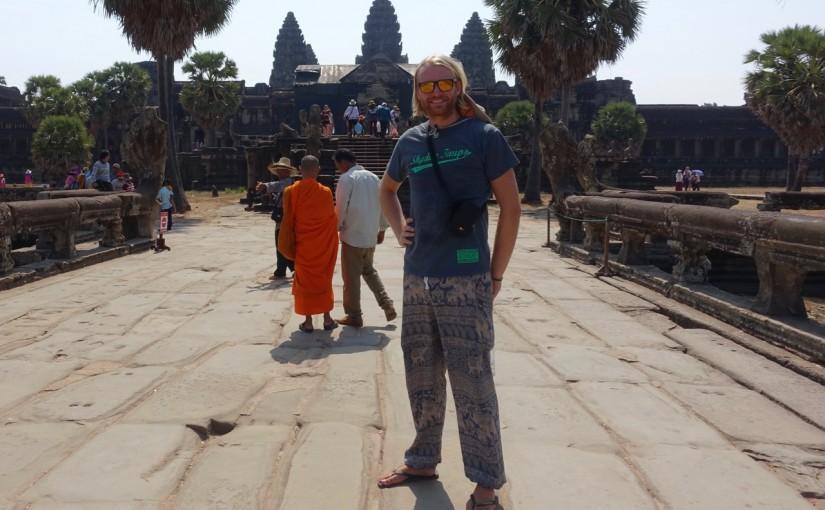 Kambodscha – Angkor Wat, Angkor Wat und Angkor Wat