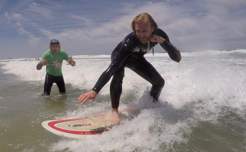 Surfing Algarve – Sommer, Sonne, Surfcamp (Video)